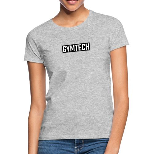 The black Gymtech - T-shirt dam