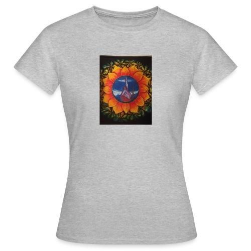Children of the sun - T-skjorte for kvinner