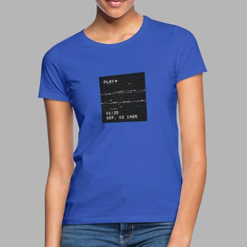 NX SURRXNDXR LOGO - Vrouwen T-shirt