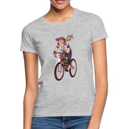 Erlangen | Tour de Franken - Frauen T-Shirt