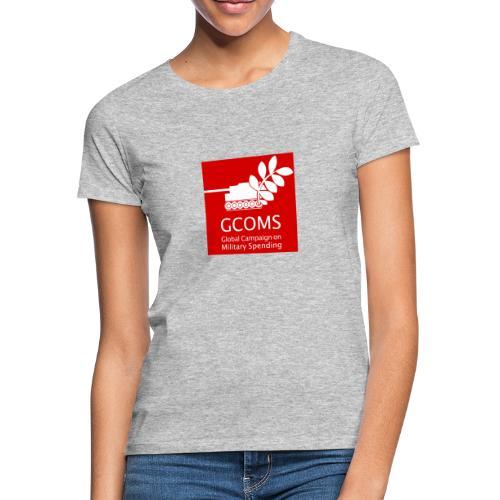 GCOMS logo - Women's T-Shirt