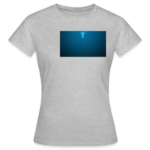 THE DEEP WATER - T-skjorte for kvinner