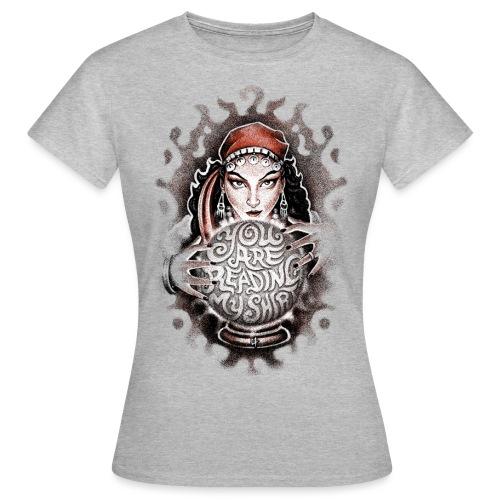 Crystal Ball - Women's T-Shirt