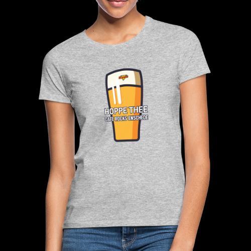Hoppe Thee - Vrouwen T-shirt