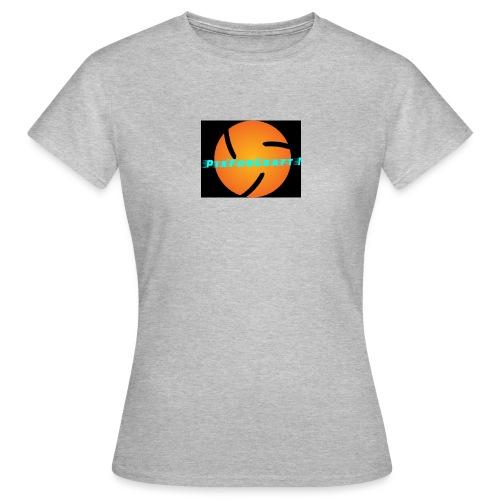 LOGO PixForCraft (Le logo de Juin 2017) - T-shirt Femme