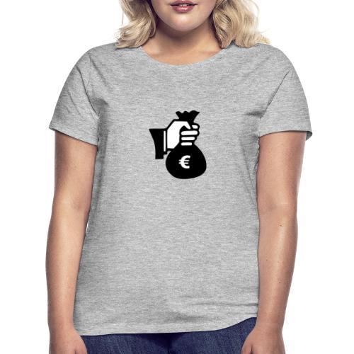 bank robbery 400300 960 720 - T-shirt Femme