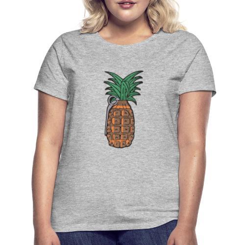 Pinapple Nade - Airsoft Meme - Camiseta mujer