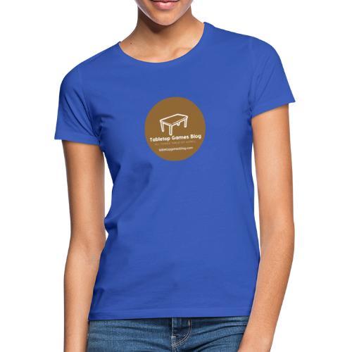 Circle Logo Brown - Women's T-Shirt