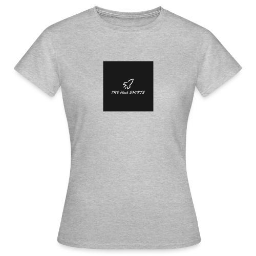 THE black SHIRTS - Camiseta mujer