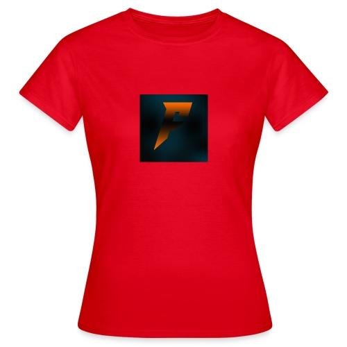 YoutubeLogo - Naisten t-paita