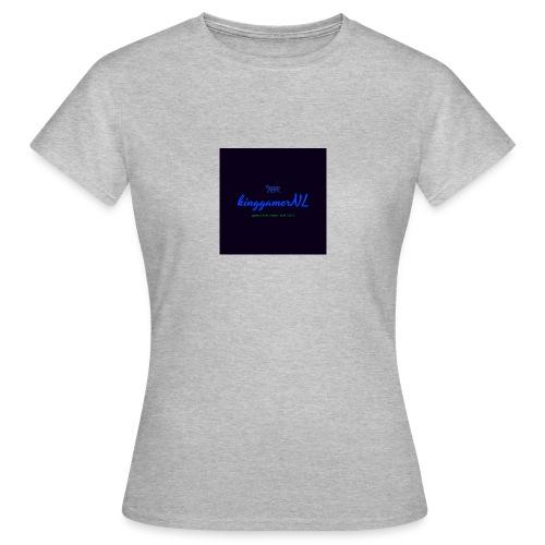 kinggamerNL - Vrouwen T-shirt