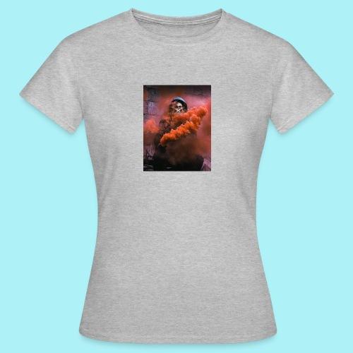 Squelette brumeux - T-shirt Femme