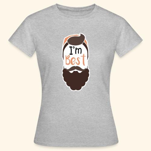 T-shirt   I'm Best - T-shirt Femme