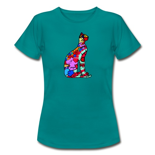 Serenicat - Women's T-Shirt