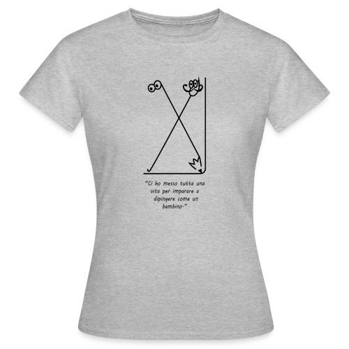 strumenti creativi - Maglietta da donna