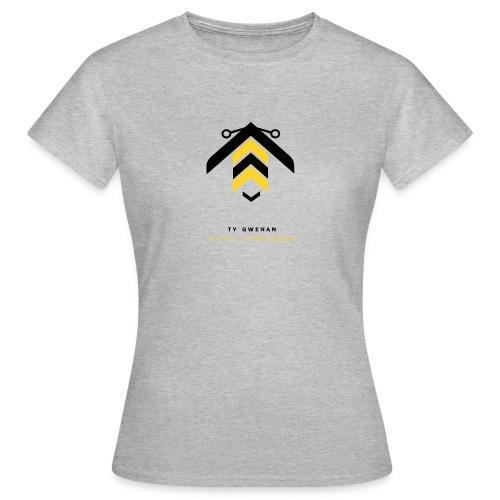 1 tshirt pour 1200 abeilles - T-shirt Femme