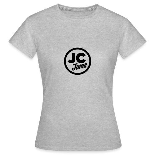 JC Jams logo USR - Women's T-Shirt