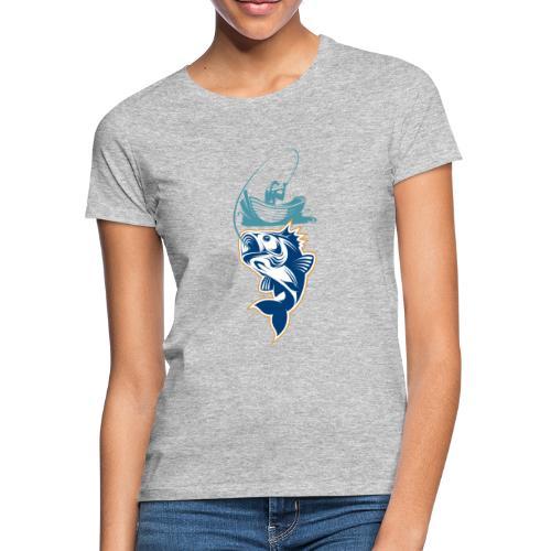 FISHING SEASON - Camiseta mujer