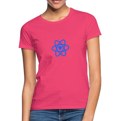 Sketch2React Logo Blue - Women's T-Shirt