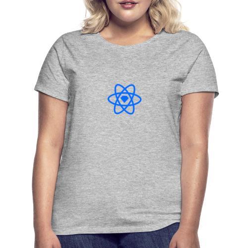 Sketch2React Logo Blue - T-shirt dam