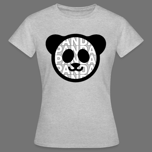 Panda Design - Women's T-Shirt