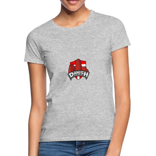 DanishRP Logo - Dame-T-shirt