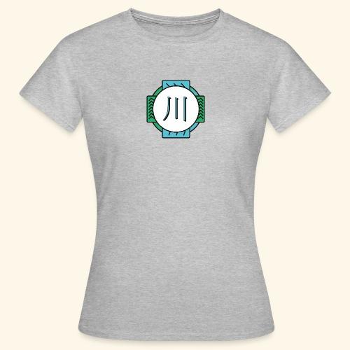 RIVER - T-shirt Femme
