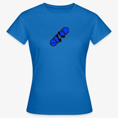 skateboard 512 - Dame-T-shirt