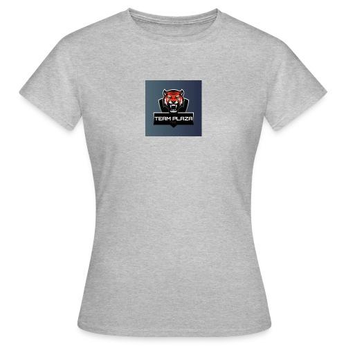 logo team plaza - Maglietta da donna