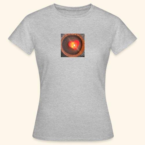 heart sisurja - Naisten t-paita