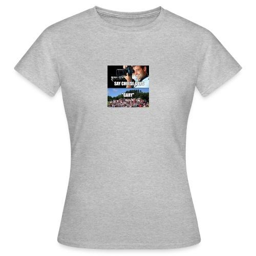 Say cheese - Women's T-Shirt