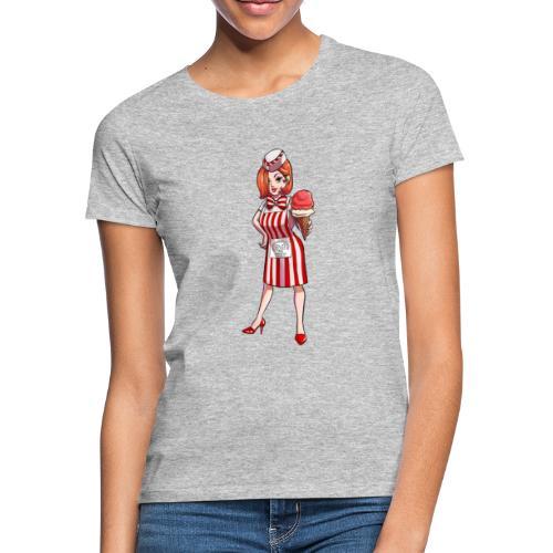 Mannheim   Mannheimer Eisdealer - Frauen T-Shirt