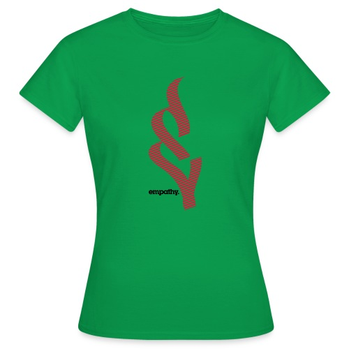 empathy e2 - Koszulka damska