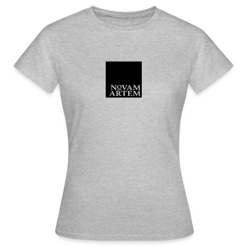 NOVAM ARTEM BLACK SQUARE - Dame-T-shirt