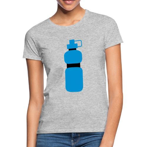 Cool geek bicycle gear design - Vrouwen T-shirt