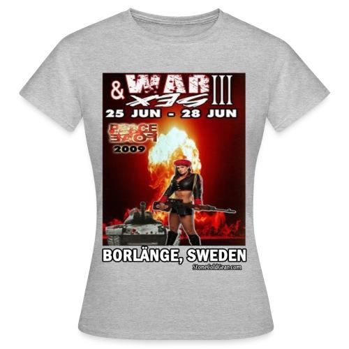 warandsex - Women's T-Shirt