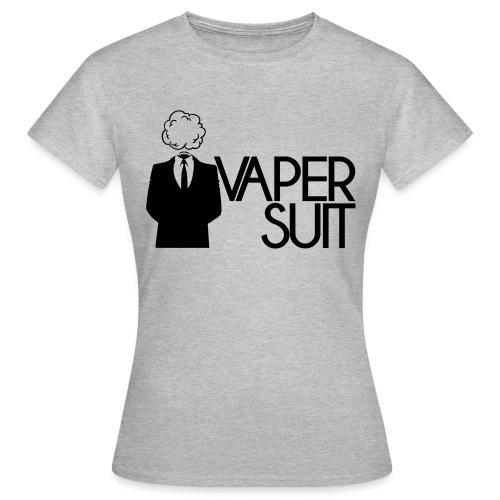 VAPER SUIT - Koszulka damska
