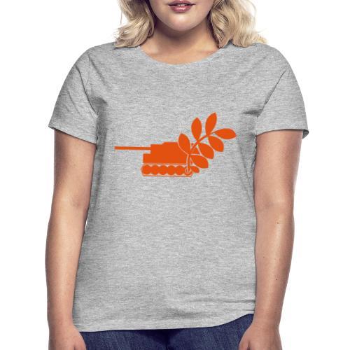 Global Campaign on Military Spending Logo v2 - Women's T-Shirt