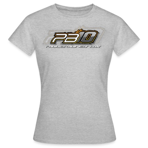 PB-10-LOGO - Frauen T-Shirt