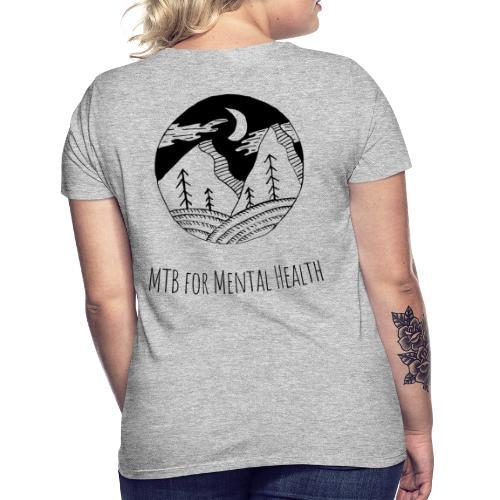 MTB for Mental Health - Women's T-Shirt