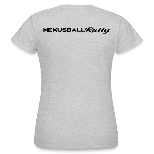 NexusBall Rally 2020 v2 - T-shirt dam