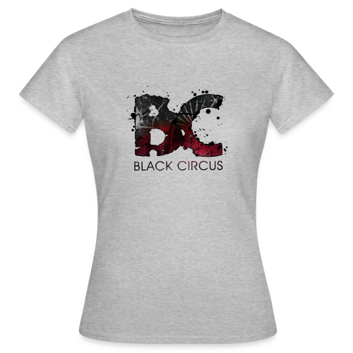 Black Circus Logo 20 png - Frauen T-Shirt