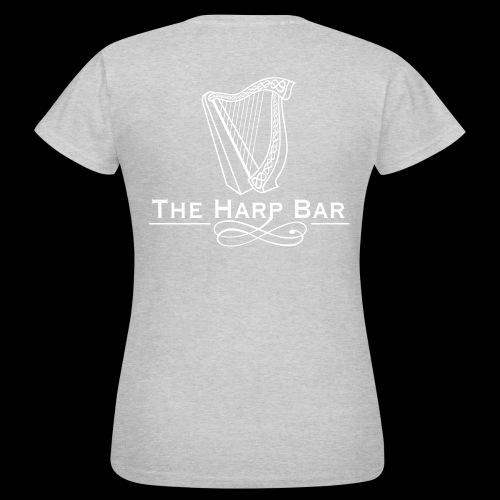 Logo The Harp Bar Paris - T-shirt Femme