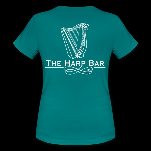 Logo The Harp Bar Paris - T-shirt Femme