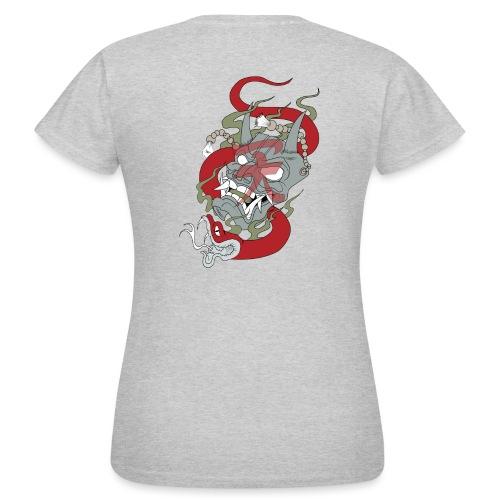 Démon - T-shirt Femme