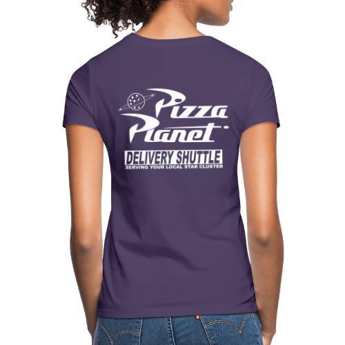 Pizza PLANET - Women's T-Shirt
