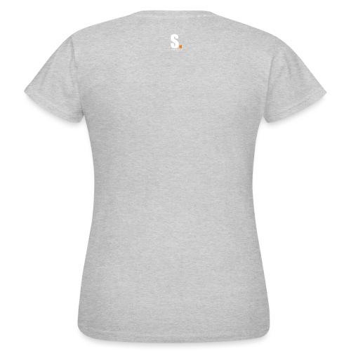 Shellac Design logo - Women's T-Shirt
