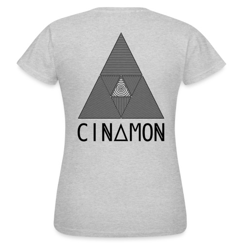 Prïsm - black - T-shirt Femme