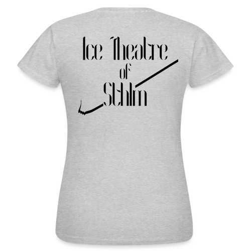 Ice Theatre Of Stockholm - T-shirt dam