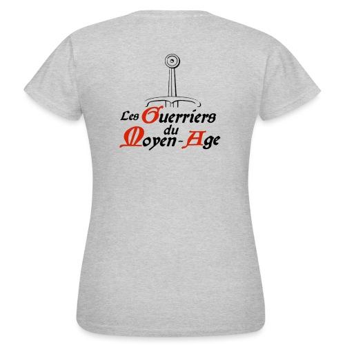 GMA - T-shirt Femme